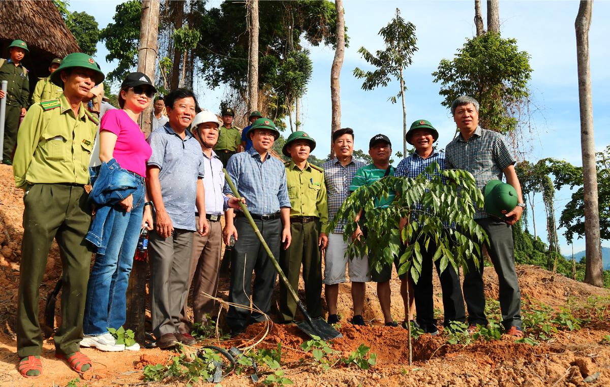 Trải nghiệm du lịch bảo vệ rừng ảnh 23