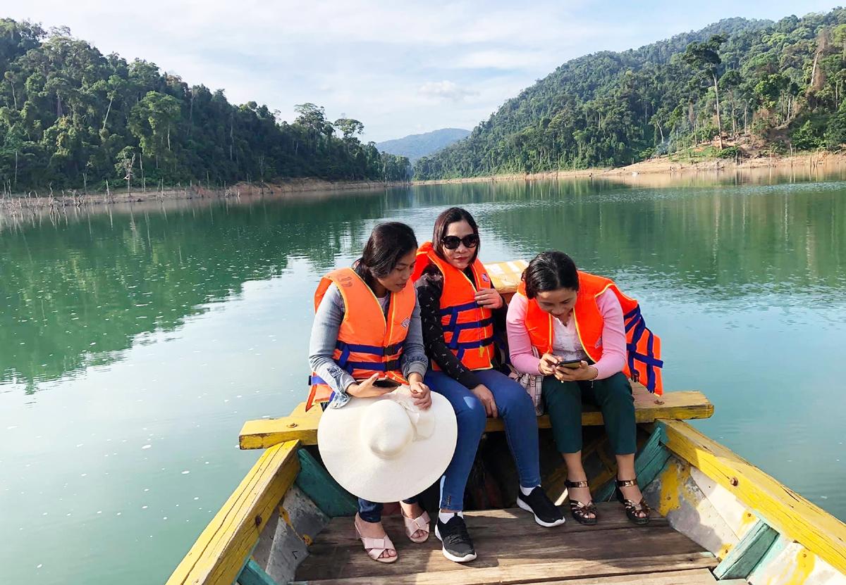 Trải nghiệm du lịch bảo vệ rừng ảnh 8