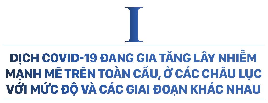 Dịch Covid-19 trên thế giới: Các nước đang bước vào làn sóng Covid-19 lần thứ 2 và bài học cho Việt Nam    ảnh 2