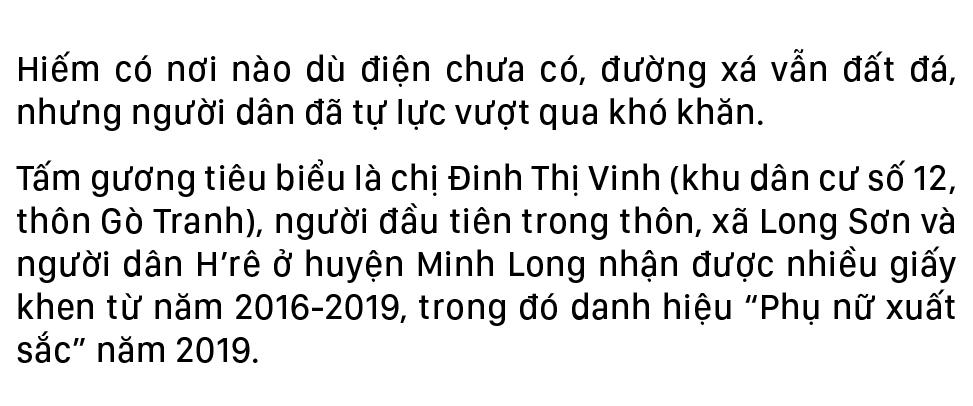 Điểm sáng ở làng Gò Tranh, Quảng Ngãi ảnh 10