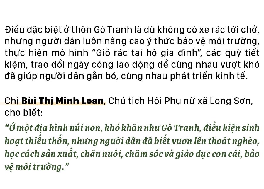 Điểm sáng ở làng Gò Tranh, Quảng Ngãi ảnh 31