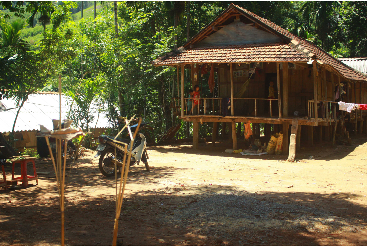 Điểm sáng ở làng Gò Tranh, Quảng Ngãi ảnh 32