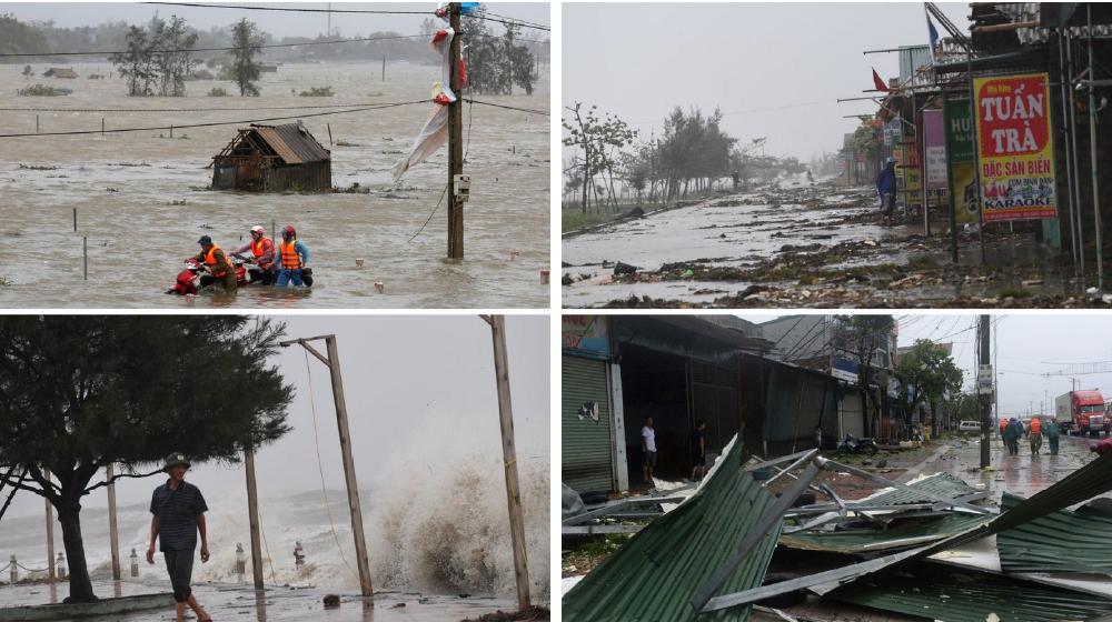 Những cơn bão lớn đổ bộ Việt Nam trong 20 năm qua ảnh 8
