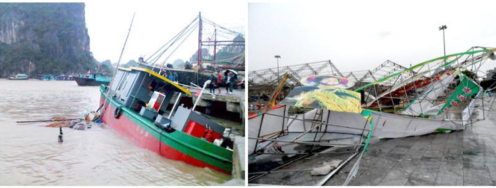 Những cơn bão lớn đổ bộ Việt Nam trong 20 năm qua ảnh 12