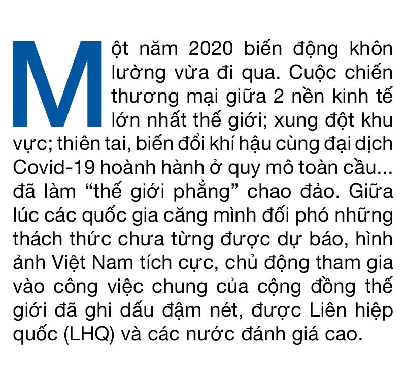 Vị thế Việt Nam ảnh 1