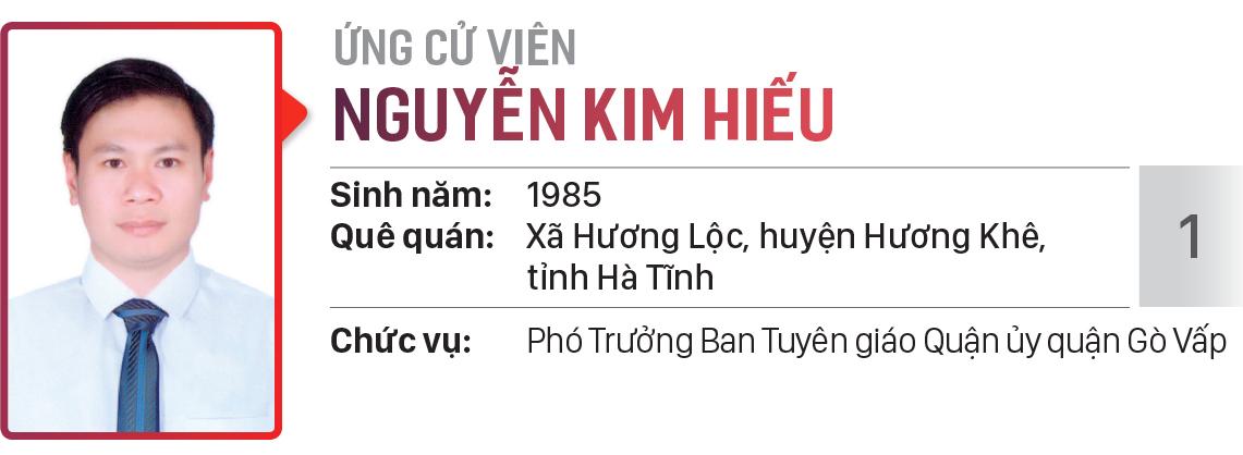 Danh sách chính thức những người ứng cử đại biểu HĐND TPHCM khóa X, nhiệm kỳ 2021 - 2026 - Đơn vị bầu cử số: 19, 20 (quận Gò Vấp) ảnh 8
