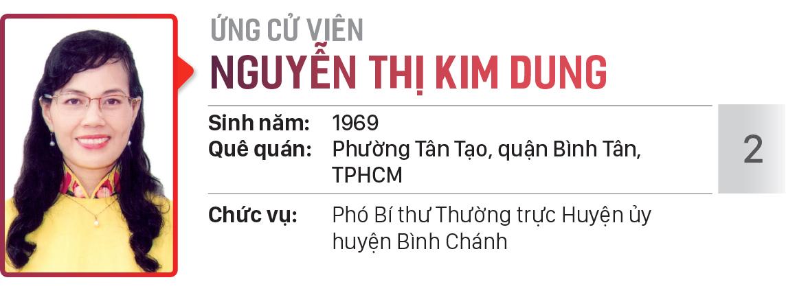 Danh sách chính thức những người ứng cử đại biểu HĐND TPHCM khóa X, nhiệm kỳ 2021 - 2026 - Đơn vị bầu cử số: 25, 26 (huyện Bình Chánh) ảnh 3