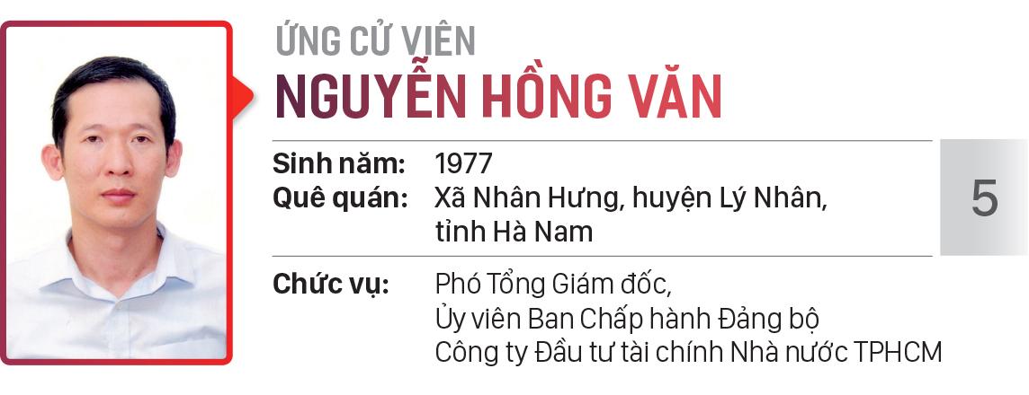 Danh sách chính thức những người ứng cử đại biểu HĐND TPHCM khóa X, nhiệm kỳ 2021 - 2026 - Đơn vị bầu cử số: 27, 28 (huyện Củ Chi) ảnh 6