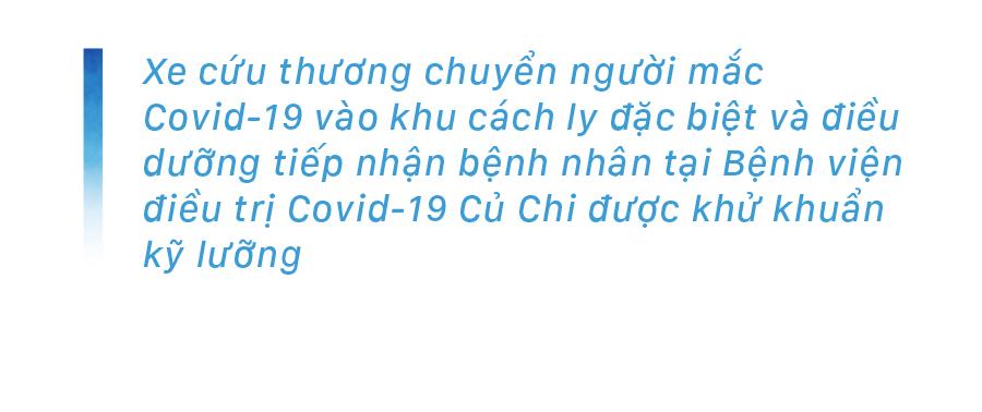 Cận cảnh nơi giành giật sự sống với 'tử thần Covid-19' ảnh 18