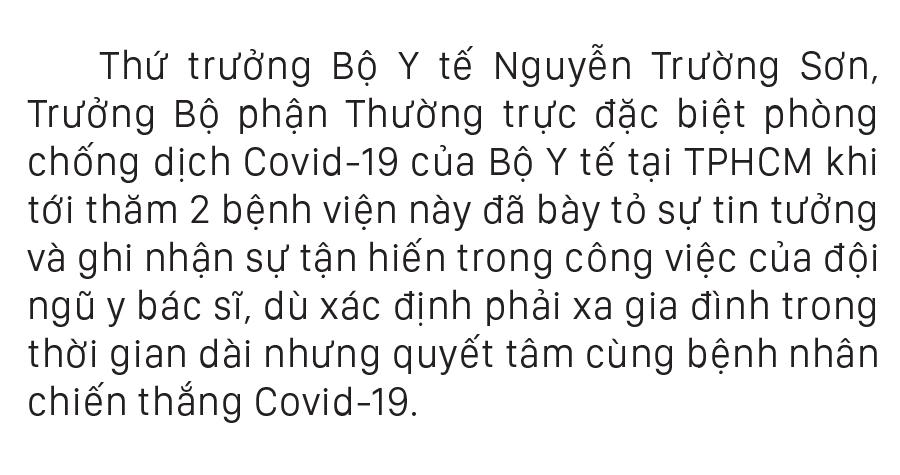 Cận cảnh nơi giành giật sự sống với 'tử thần Covid-19' ảnh 27