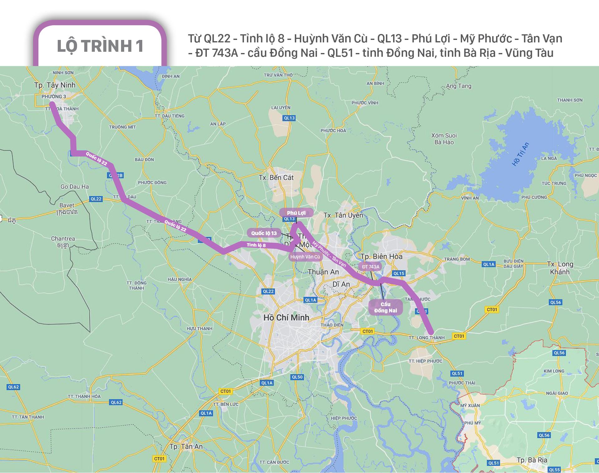 Phân luồng giao thông các phương tiện lưu thông quá cảnh TPHCM ảnh 13