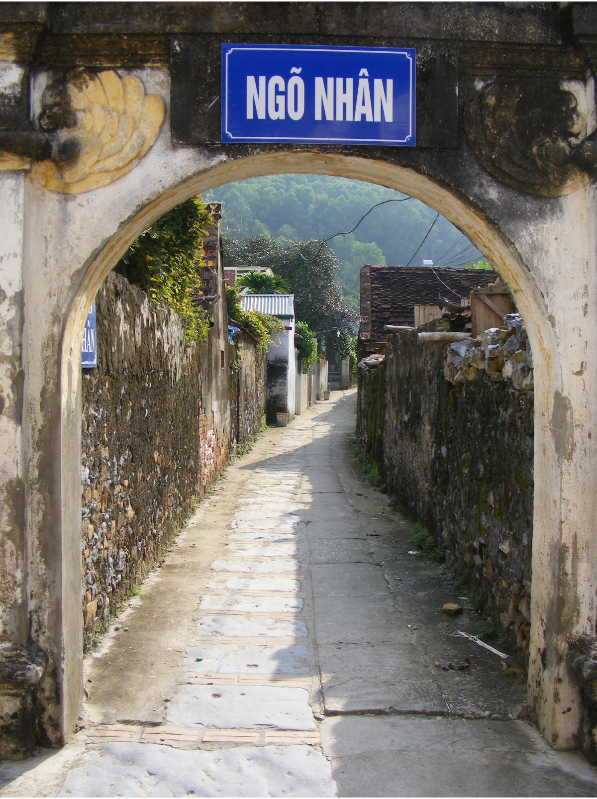 Nét độc đáo làng cổ Đông Sơn  ảnh 11