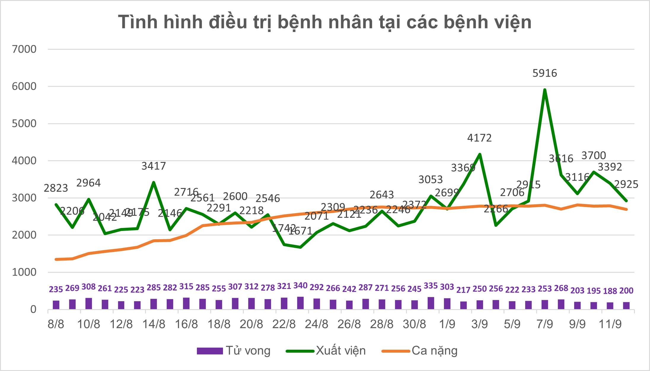 Số ca tử vong do Covid-19 tại TPHCM trên đà giảm ảnh 6