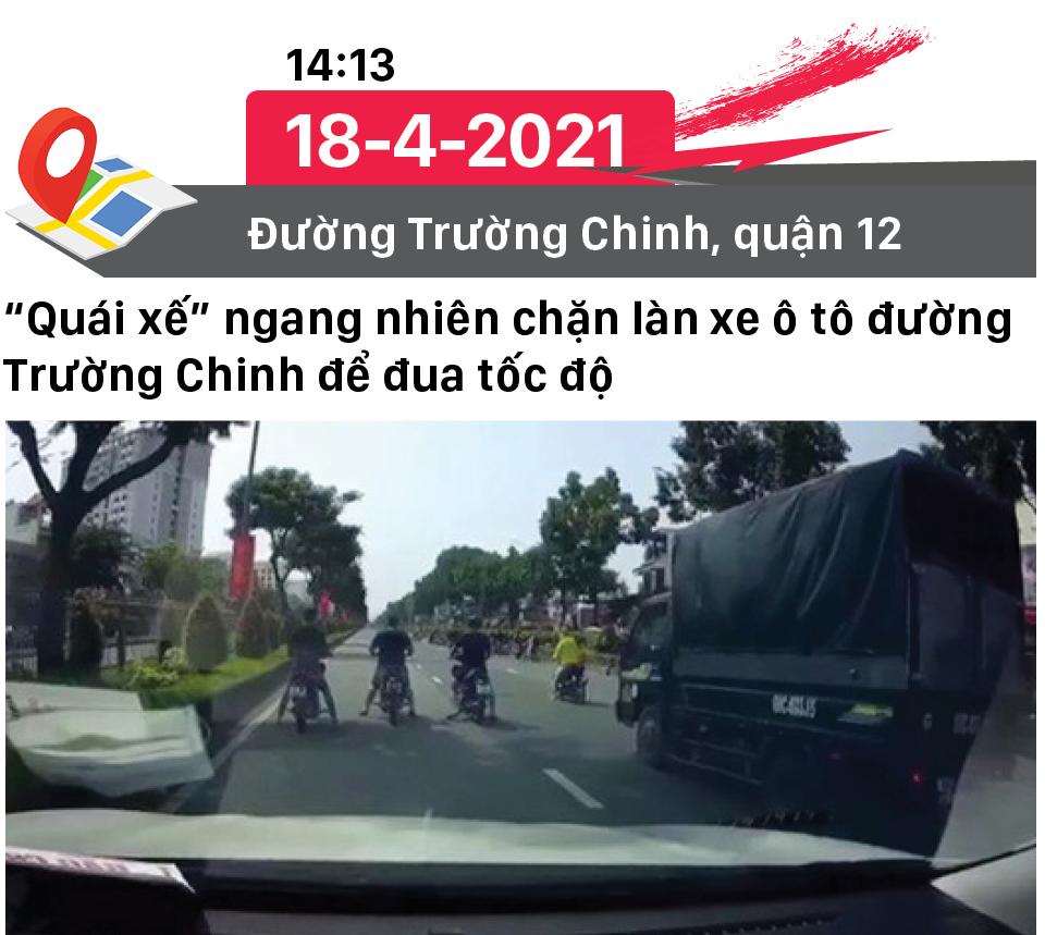 Các vụ đua xe gây náo loạn tại TPHCM ảnh 17