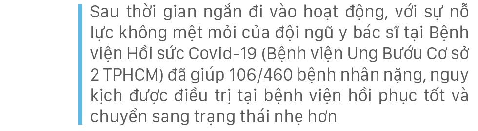 """Nỗ lực giành lại sự sống từ tay """"tử thần covid-19"""" ảnh 15"""