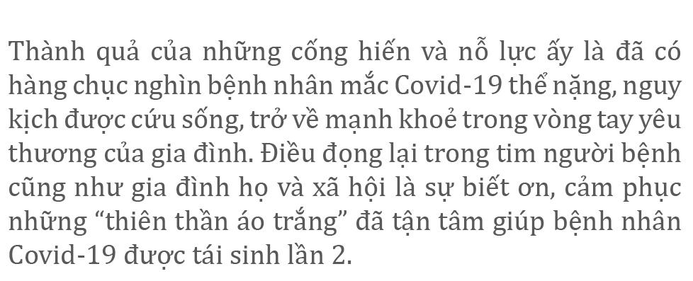"""Nỗ lực giành lại sự sống từ tay """"tử thần covid-19"""" ảnh 19"""