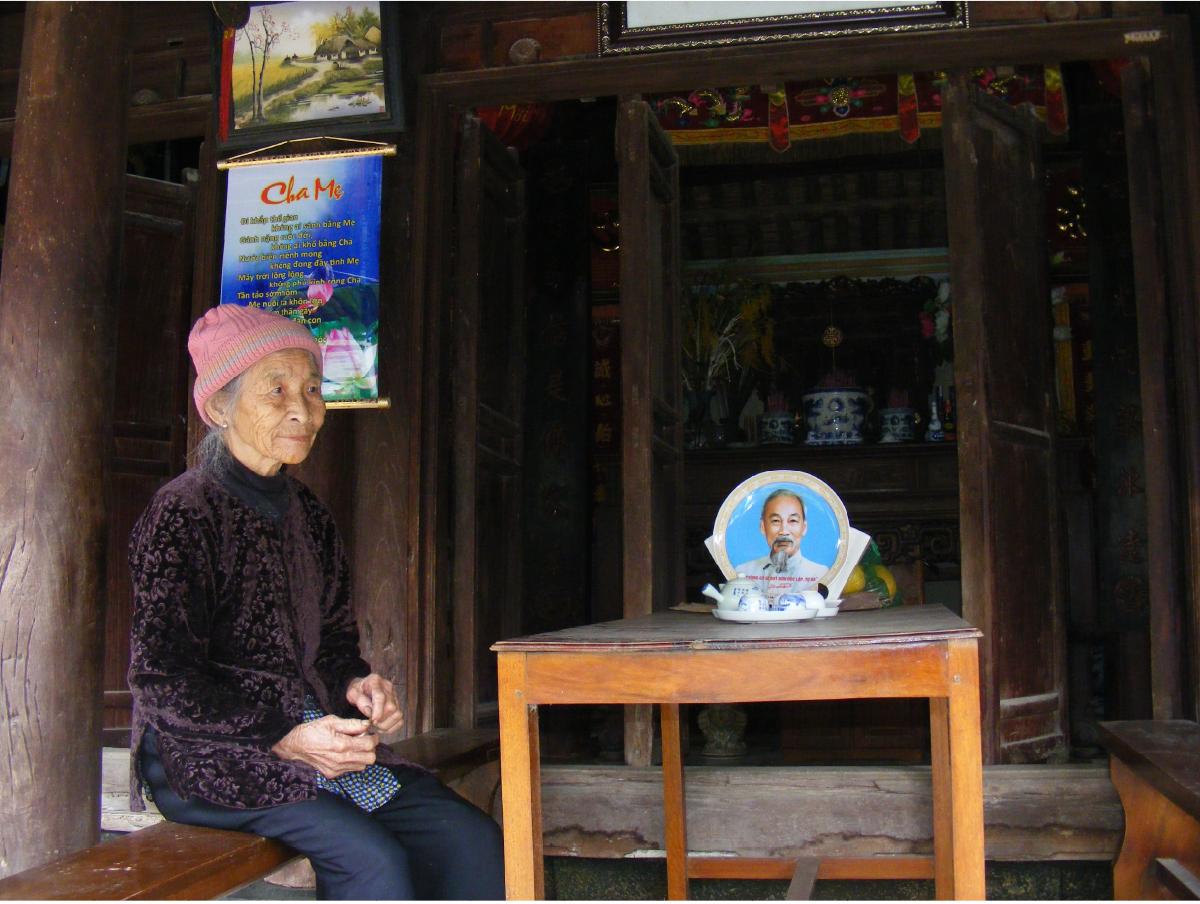 Nét độc đáo làng cổ Đông Sơn ảnh 16