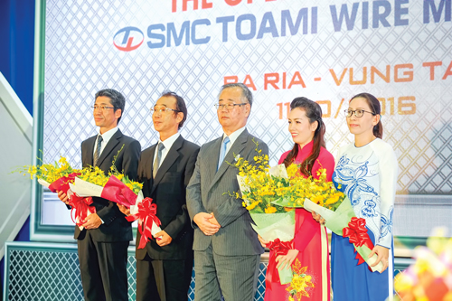 SMC Toami và tinh thần Omotenashi