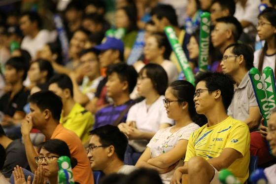 Giải cầu lông Việt Nam Open 2017: Vũ Thị Trang chỉ có ngôi á quân ảnh 1