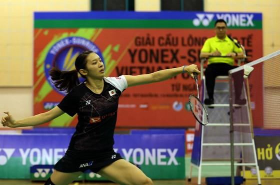 Giải cầu lông Việt Nam Open 2017: Vũ Thị Trang chỉ có ngôi á quân ảnh 2