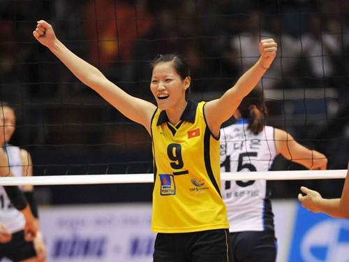 Ngọc Hoa chia tay giải bóng chuyền Thái Lan ảnh 2