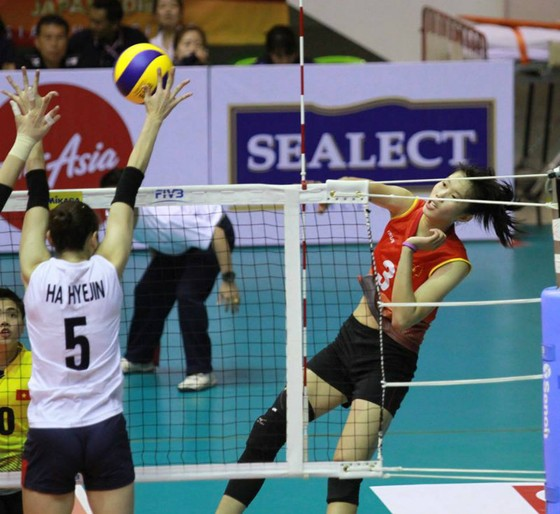 Bóng chuyền nữ Việt Nam đánh bại Iran 3-1: Vớt vát danh dự! ảnh 1