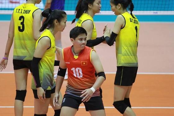 Bóng chuyền nữ Việt Nam đánh bại Iran 3-1: Vớt vát danh dự! ảnh 2