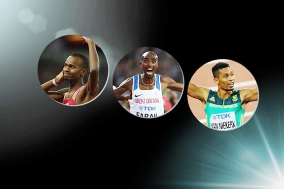 VĐV điền kinh hay nhất thế giới năm 2017: Huyền thoại Usain Bolt không được đề cử ảnh 2