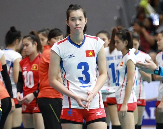 Chủ công Trần Thị Thanh Thúy: Nhà vô địch bận rộn nhất năm 2017 ảnh 3
