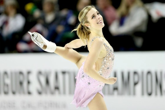 Những bóng hồng xinh đẹp ở Olympic Mùa Đông 2018 ảnh 1