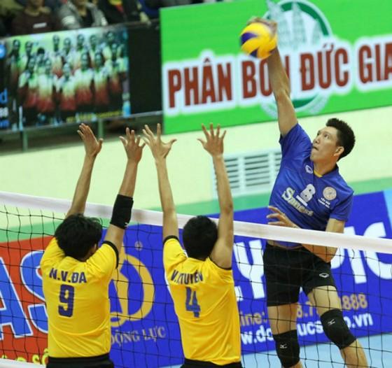 Chọn Đắk Lắk tổ chức Vòng chung kết bóng chuyền VĐQG 2018 ảnh 1