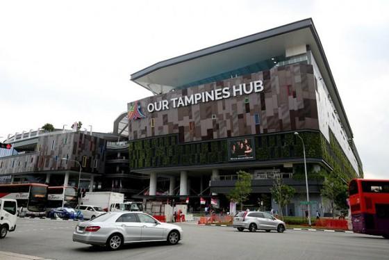 Singapre sẽ có 55 địa điểm Our Tampines Hub phục vụ người hâm mộ xem World Cup 2018.