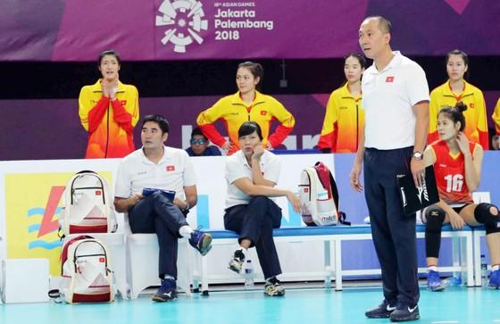 Đội tuyển bóng chuyền nữ hối hả chuẩn bị giải châu Á ảnh 1