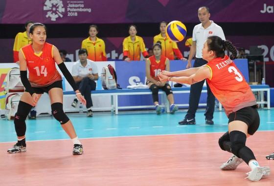 Đội tuyển bóng chuyền nữ hối hả chuẩn bị giải châu Á ảnh 4