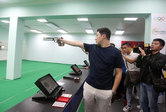 Hoàng Xuân Vinh tái ngộ đối thủ ở Olympic 2016 ảnh 5