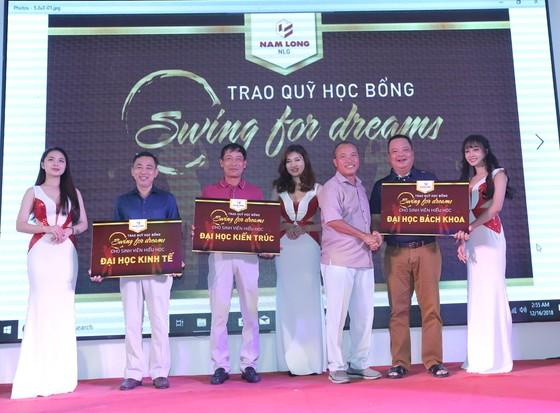 Giải golf Nam Long Friendship Tournament 2018: Gây quỹ hỗ trợ sinh viên nghèo ảnh 1