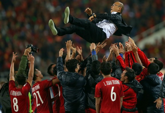 Ấn tượng Thể thao Việt Nam năm 2018 ảnh 6