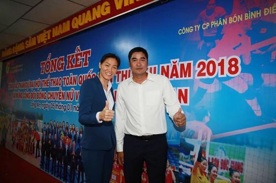 VTV Bình Điền Long An sắp chia tay Ngọc Hoa sau mùa bóng ấn tượng ảnh 4