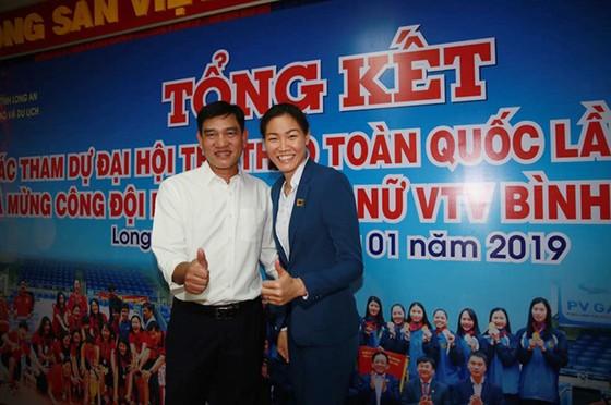 VTV Bình Điền Long An sắp chia tay Ngọc Hoa sau mùa bóng ấn tượng ảnh 5