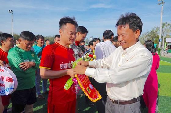 Cúp bóng đá Bình Điền Tây Ninh lần thứ 2-2019: Báo Sài Gòn Giải Phóng là khách mời ảnh 4