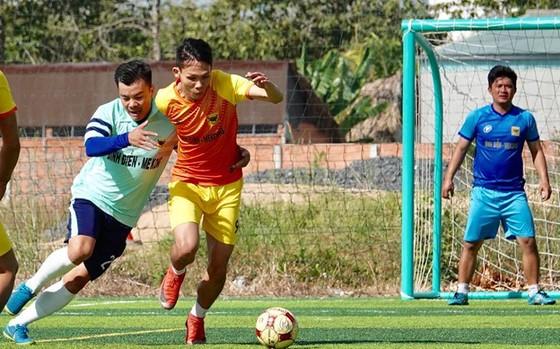 Cúp bóng đá Bình Điền Tây Ninh lần thứ 2-2019: Báo Sài Gòn Giải Phóng là khách mời ảnh 5