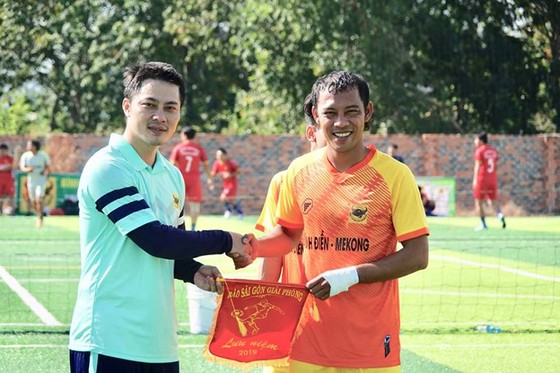 Cúp bóng đá Bình Điền Tây Ninh lần thứ 2-2019: Báo Sài Gòn Giải Phóng là khách mời ảnh 2