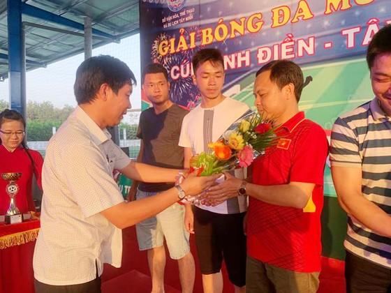 Cúp bóng đá Bình Điền Tây Ninh lần 2-2019: Báo Sài Gòn Giải Phóng đoạt Cúp đồng ảnh 2