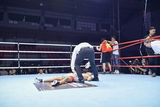 WBA Asia Boxing Title Match 2019: Các võ sĩ Việt gây ấn tượng ảnh 1