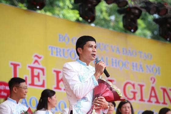 Trọng tài quốc tế Trần Thanh Tùng.