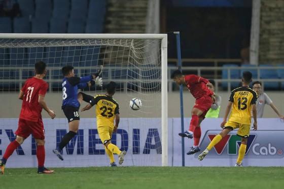 U23 Việt Nam - U23 Brunei 6-0: Chiến thắng dễ dàng ảnh 4