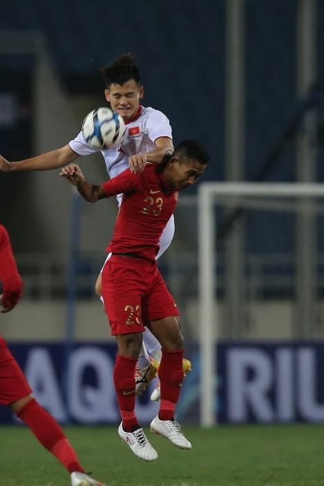U23 Việt Nam - U23 Indonesia 1-0: 'Bàn thắng vàng' của Triệu Việt Hưng ảnh 5