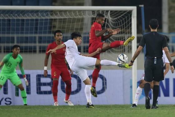 U23 Việt Nam - U23 Indonesia 1-0: 'Bàn thắng vàng' của Triệu Việt Hưng ảnh 9