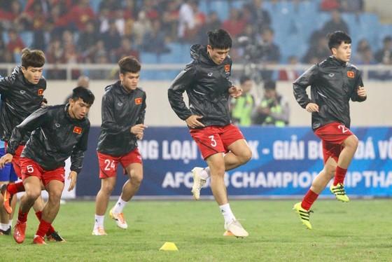 (Trực tiếp): U23 Việt Nam - U23 Thái Lan 4-0: Chiến thắng ngọt ngào ảnh 1