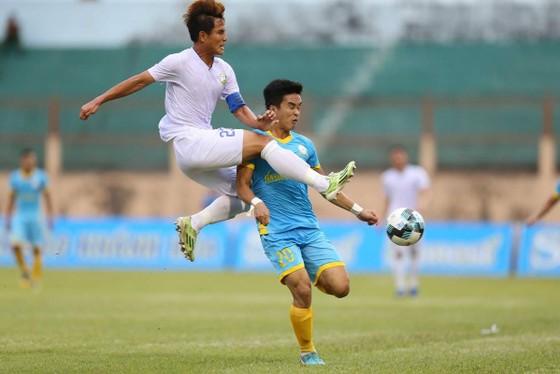 Khánh Hòa có trận thua thứ 4 liên tiếp trên các mặt trận. Ảnh: DŨNG PHƯƠNG
